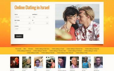 Online Dating בישראל